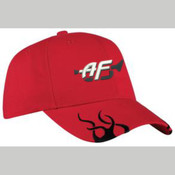 C857 - Port Authority® - Racing Cap with Flames