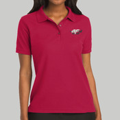 L500 <> Ladies Silk Touch™ Polo <>