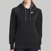 LST250 - Ladies Tech Fleece Hooded Sweatshirt <125.131> 2