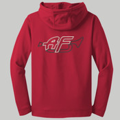 F244 - Sport Wick ® Fleece Hooded Pullover <125.131>