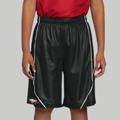 YT565.afb - Youth PosiCharge ® Mesh Reversible Spliced Short 2